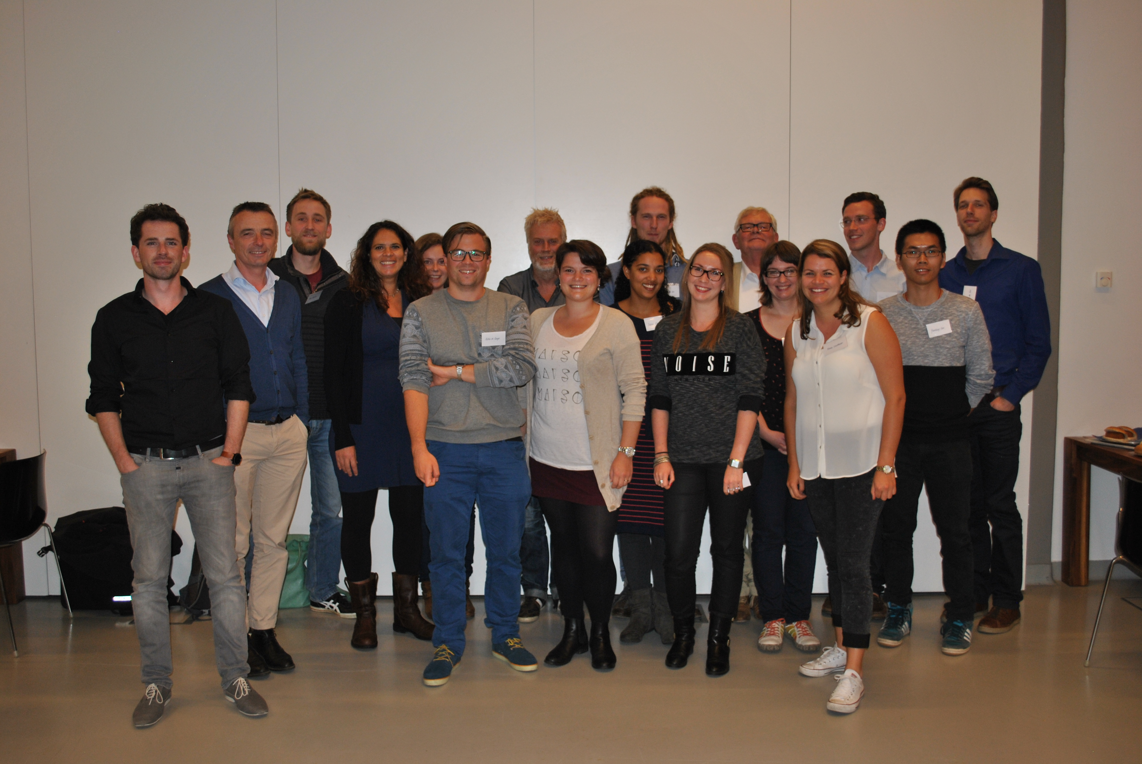 Picture of Participants of the CEL PhD Network Meeting