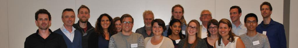 Picture of the participants of the CEL PhD Network Kick-Off Meeting