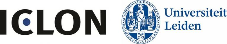 Leiden University ICLON logo