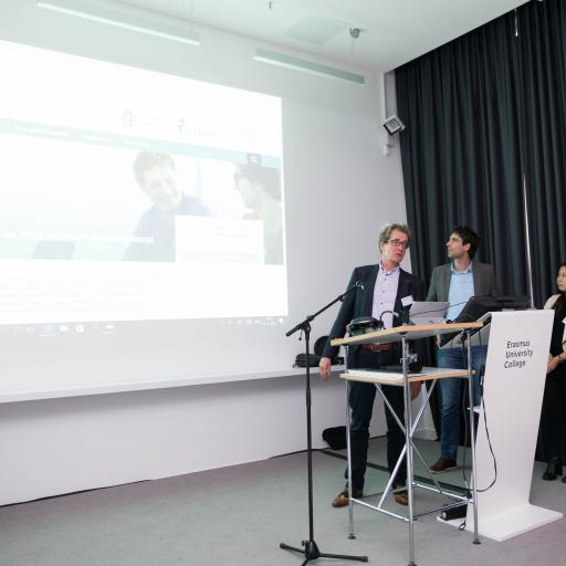 presentation lde student succes website